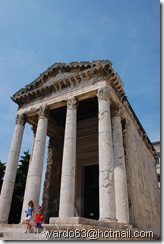 DSC_4716 - Templo de Augusto