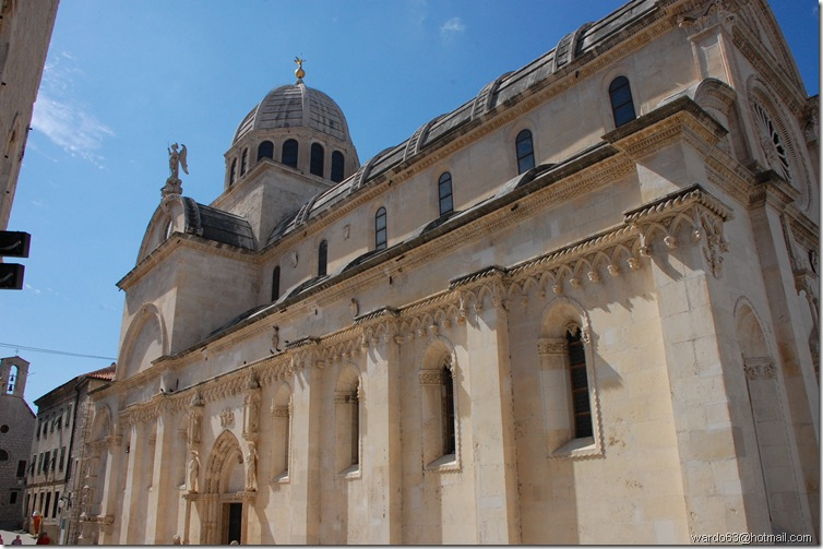 DSC_5867 - Sibenik. Catedral