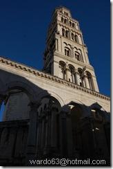 DSC_6053 - Split - Palacio de Diocleciano - Campanario de San Domnio