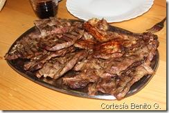 croacia 922 - Carne a la brasa