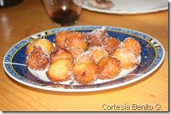 croacia 927 - Buñuelos