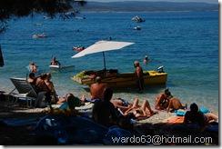 DSC_6519 - Venta de fruta en la playa