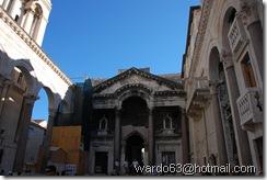 DSC_6055 - Split - Palacio de Diocleciano - Peristilo